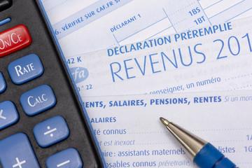 Déclaration de revenus : date limite de dépôt repoussée